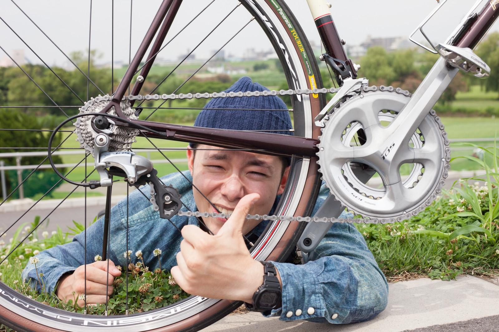 知らないと損!?自転車で健康を維持している男性ゲストさんの秘密!