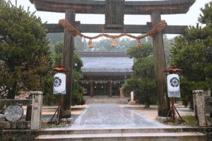 山口県萩市にある松下村塾や松陰神社などに行ってきました!