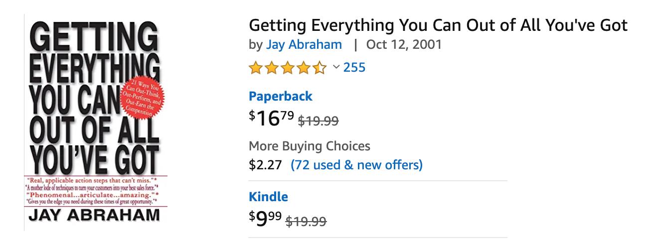 売上倍増かも!?マーケティングの名著と言われる本を購入してみました